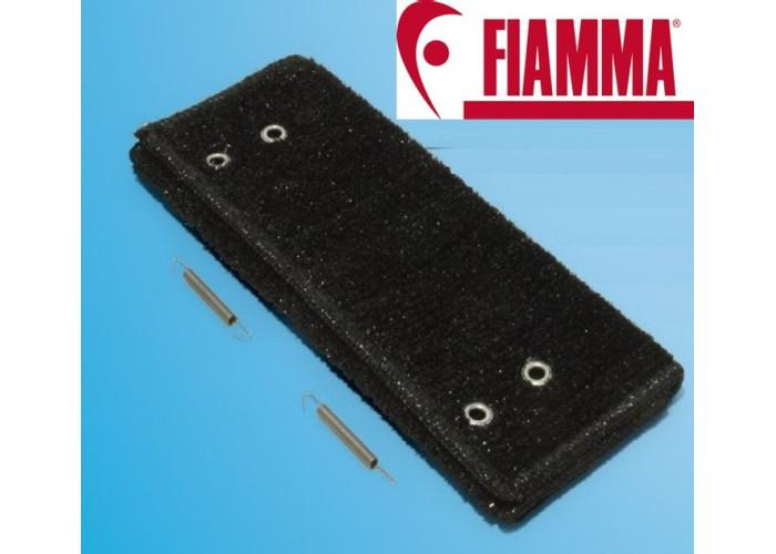Вхідний килимок Clean Step Black Fiamma