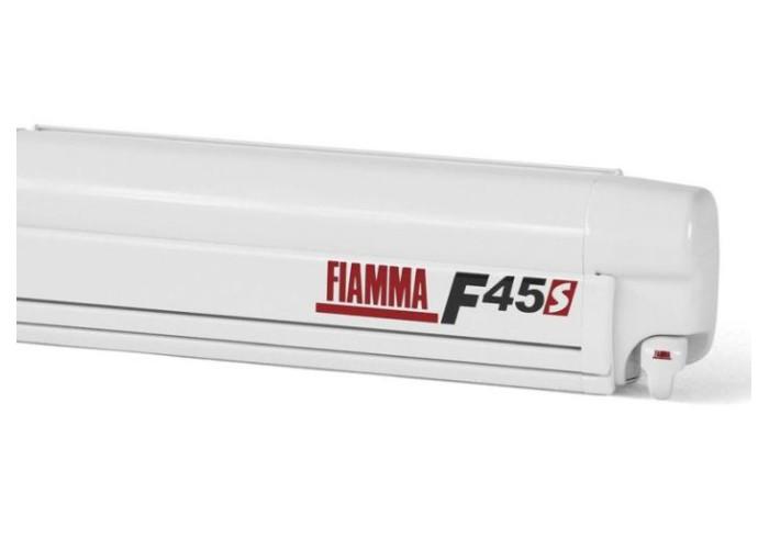 Маркіза у касеті F45s 260 Polar White Royal Grey (VW T5-T6 California) Fiamma