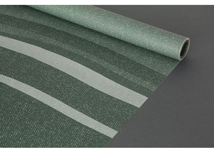 Матеріал - тканина для маркізи F45L 450 Білий вічнозелений Fiamma