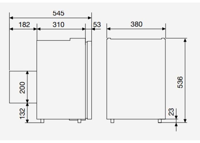 Компресорний холодильник DOMETIC Waeco CoolMatic CRP 40