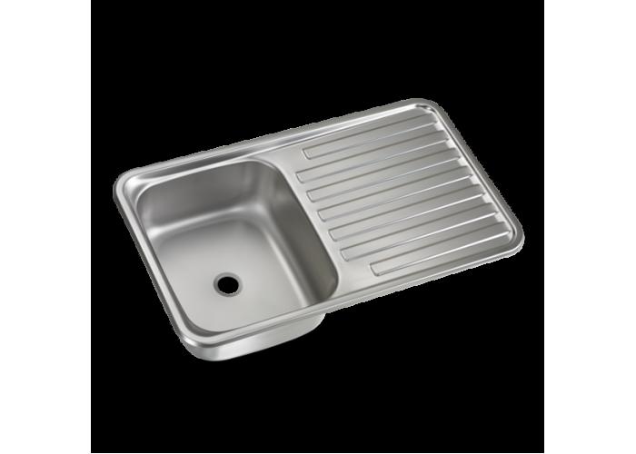 Квадратна мийка з сушаркою 650380мм Dometic VA 934