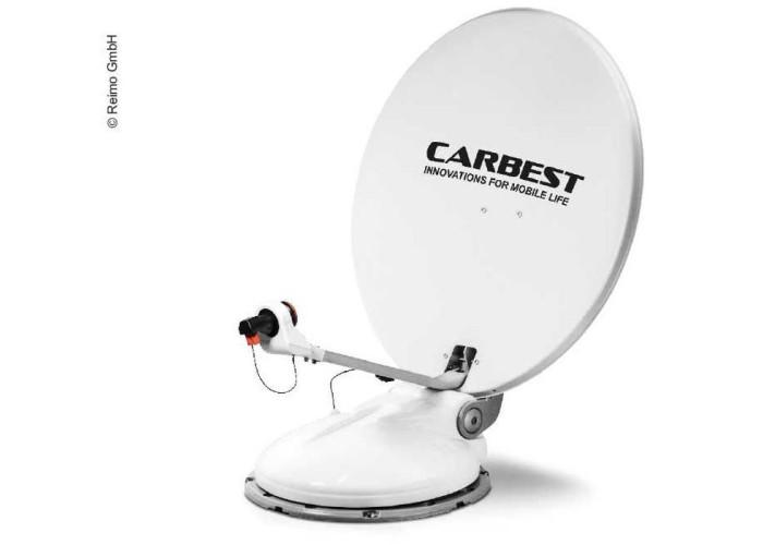 Супутникова антена Travelsat 2 80 Astra Twin - Carbest