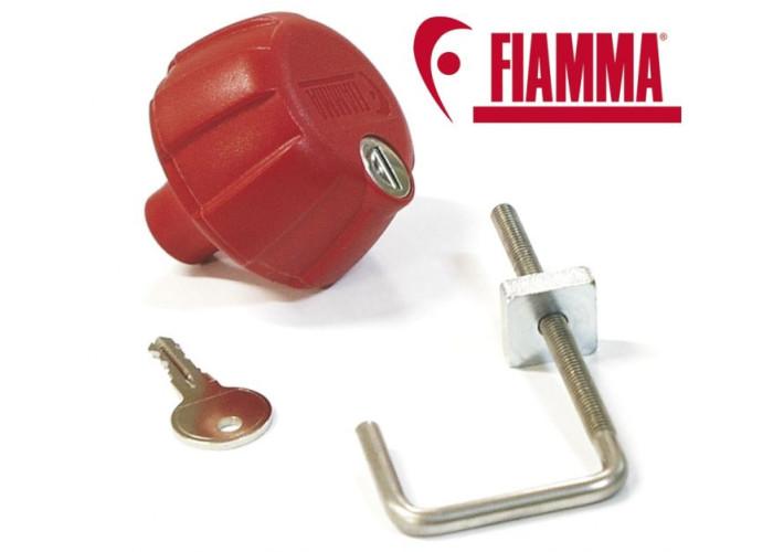 Захист для алюмінієвих сходів Безпечна сходи Fiamma