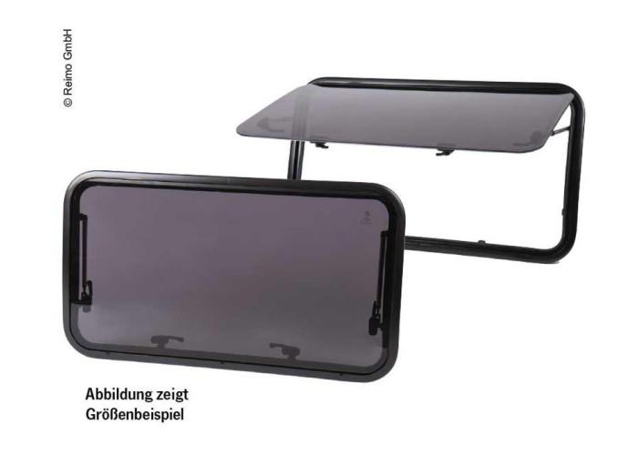 Нахилене вікно з акриловим склом RW Compact 490x500 - Carbest