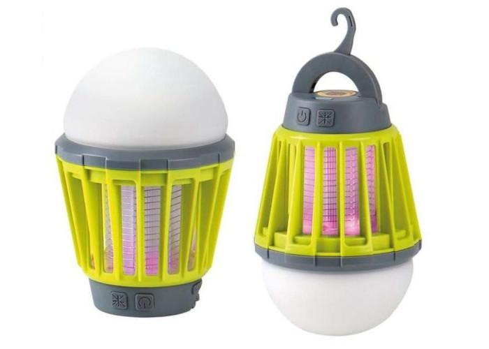 Акумуляторна лампа для знищення комах - Carbest