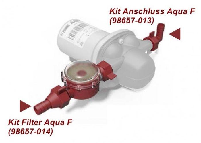 З'єднувач для насоса високого тиску Aqua F Fiamma