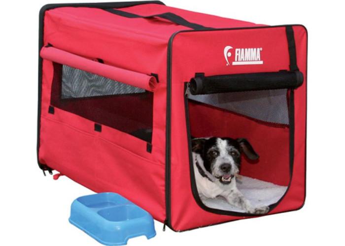 Складна кабінка для перевезення собак Fiamma