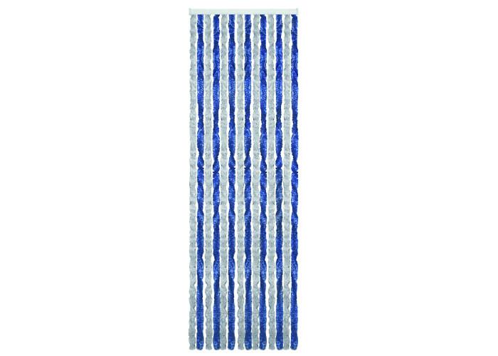 Завіса для дверей Acapulco 205 х 56 см синій/сірий