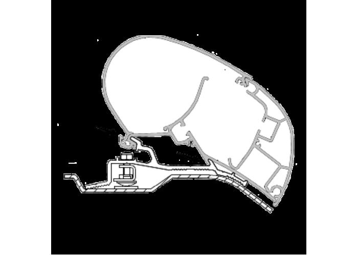 Кріплення для дахової маркізи ADAPTER PR-DUCATO+JUMP+BOX-3PCS